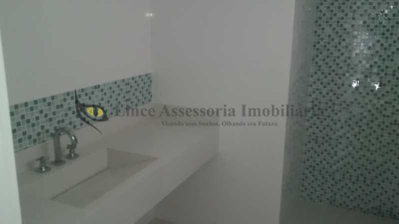 12.2 Banheiro Suíte 1 - Casa em Condomínio Barra da Tijuca, Oeste,Rio de Janeiro, RJ À Venda, 5 Quartos, 600m² - TACN50001 - 23