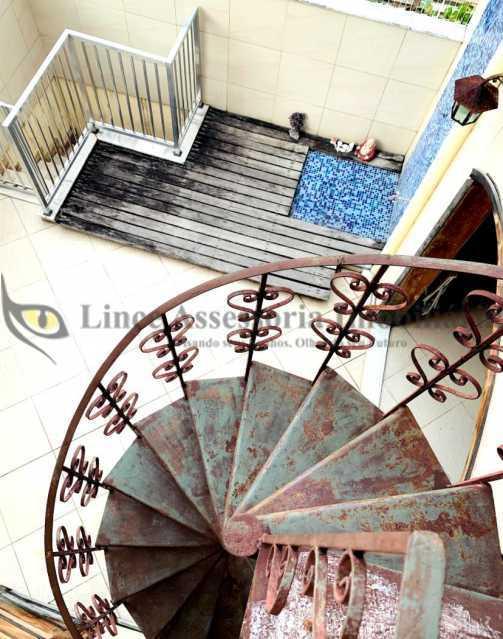 area piso 2 - Casa de Vila 2 quartos à venda Vila Isabel, Norte,Rio de Janeiro - R$ 650.000 - TACV20079 - 14