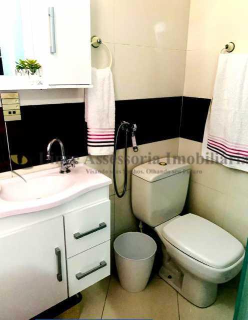 banheirosocial1.1 - Casa de Vila 2 quartos à venda Vila Isabel, Norte,Rio de Janeiro - R$ 650.000 - TACV20079 - 7