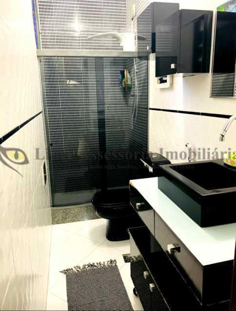 banheiro social 2.1 - Casa de Vila 2 quartos à venda Vila Isabel, Norte,Rio de Janeiro - R$ 650.000 - TACV20079 - 8