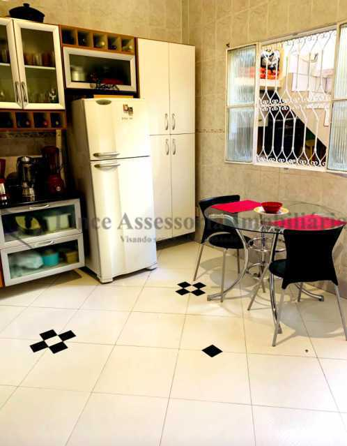 copa cozinha 1.1 - Casa de Vila 2 quartos à venda Vila Isabel, Norte,Rio de Janeiro - R$ 650.000 - TACV20079 - 12