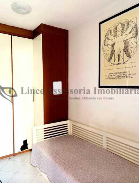 quarto1.1 - Casa de Vila 2 quartos à venda Vila Isabel, Norte,Rio de Janeiro - R$ 650.000 - TACV20079 - 9