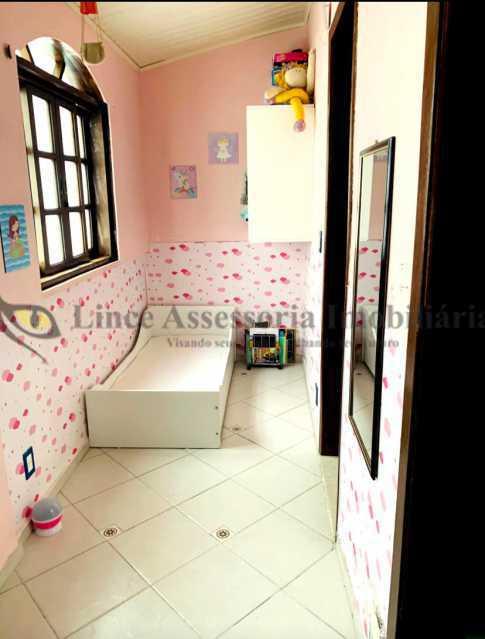quarto revertido 1.1 - Casa de Vila 2 quartos à venda Vila Isabel, Norte,Rio de Janeiro - R$ 650.000 - TACV20079 - 11