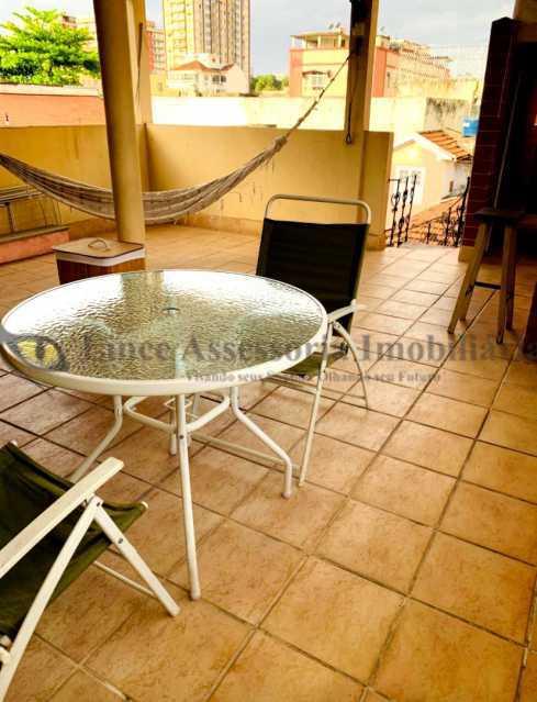 terraço1.2 - Casa de Vila 2 quartos à venda Vila Isabel, Norte,Rio de Janeiro - R$ 650.000 - TACV20079 - 18