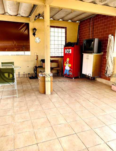 terraço1.3 - Casa de Vila 2 quartos à venda Vila Isabel, Norte,Rio de Janeiro - R$ 650.000 - TACV20079 - 19