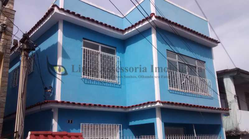 2 Fachada - Casa de Vila Taquara, Oeste,Rio de Janeiro, RJ À Venda, 2 Quartos, 51m² - TACV20039 - 1