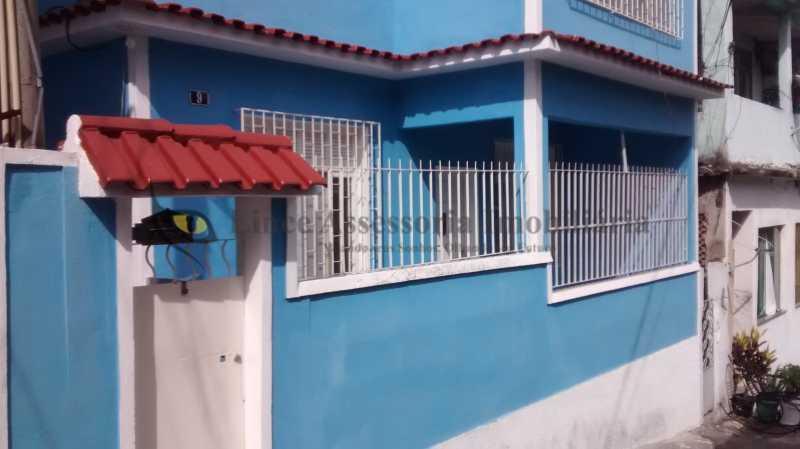 2.1 Fachada - Casa de Vila Taquara, Oeste,Rio de Janeiro, RJ À Venda, 2 Quartos, 51m² - TACV20039 - 5