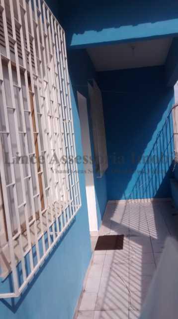 4 Varanda - Casa de Vila Taquara, Oeste,Rio de Janeiro, RJ À Venda, 2 Quartos, 51m² - TACV20039 - 9