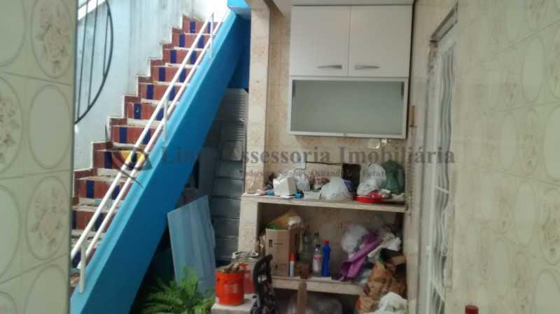 6 Area Serviço - Casa de Vila Taquara, Oeste,Rio de Janeiro, RJ À Venda, 2 Quartos, 51m² - TACV20039 - 11