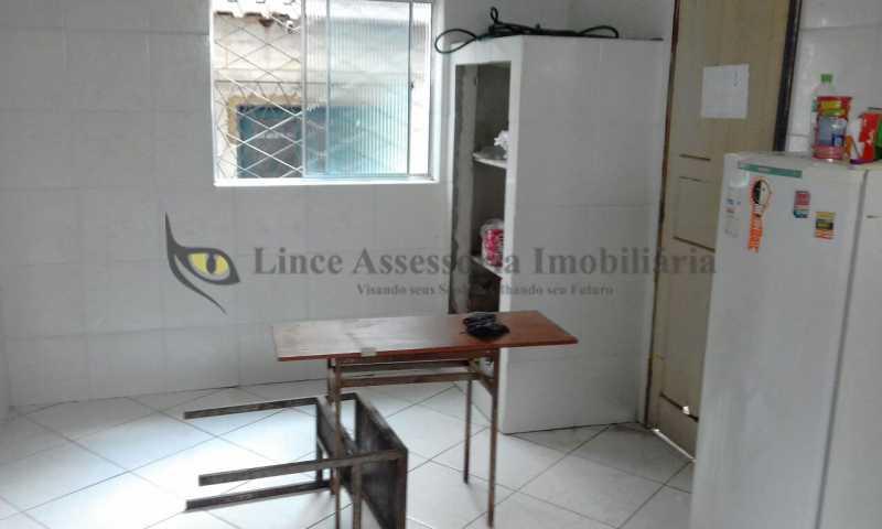 12-Cozinha - Casa 3 quartos à venda Grajaú, Norte,Rio de Janeiro - R$ 650.000 - TACA30072 - 14