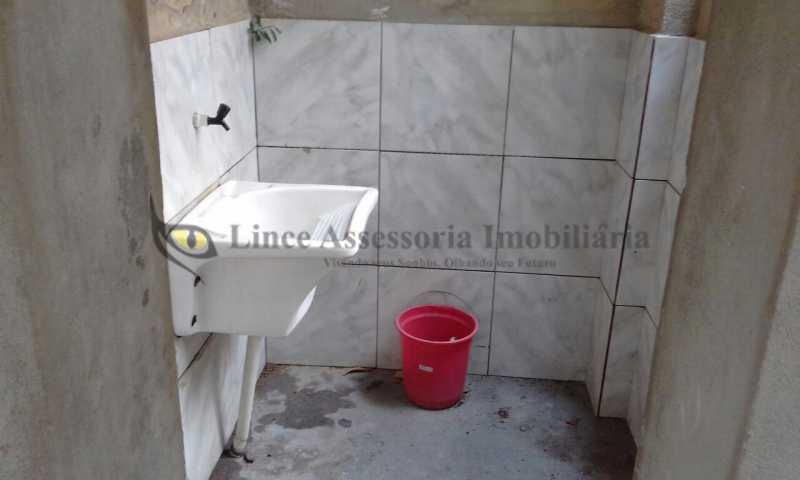 15-área de serviço - Casa 3 quartos à venda Grajaú, Norte,Rio de Janeiro - R$ 650.000 - TACA30072 - 17