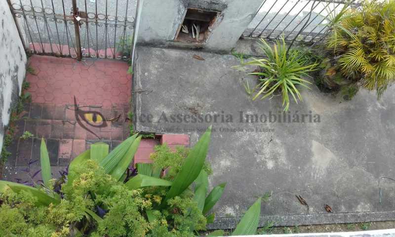 19-entrada casa - Casa 3 quartos à venda Grajaú, Norte,Rio de Janeiro - R$ 650.000 - TACA30072 - 20