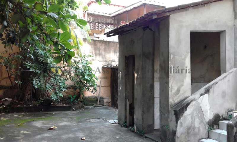 22-Fundos da casa-1 - Casa 3 quartos à venda Grajaú, Norte,Rio de Janeiro - R$ 650.000 - TACA30072 - 23