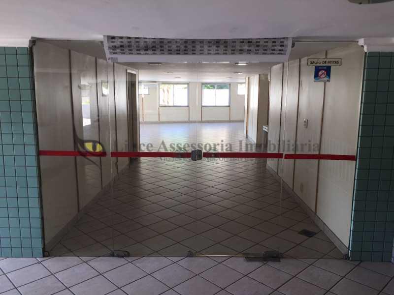 salao de festa - Apartamento 2 quartos à venda Maracanã, Norte,Rio de Janeiro - R$ 680.000 - TAAP21435 - 19