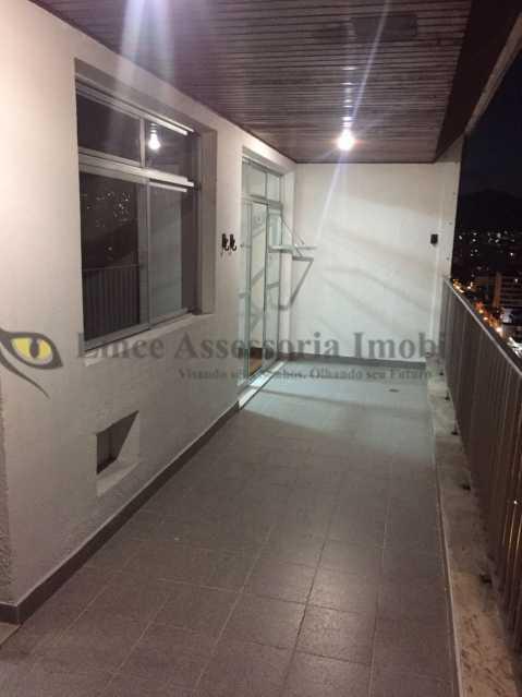 varandao - Apartamento 2 quartos à venda Maracanã, Norte,Rio de Janeiro - R$ 680.000 - TAAP21435 - 3