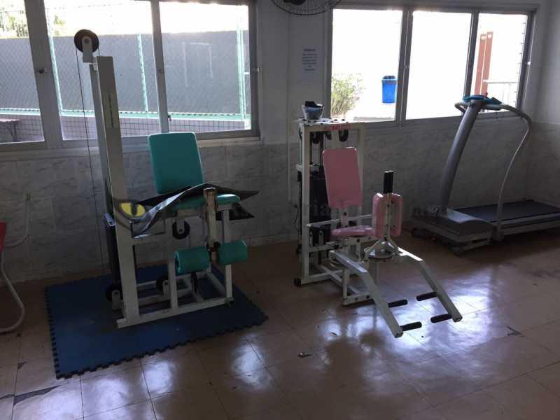 academia de ginastica - Apartamento 2 quartos à venda Maracanã, Norte,Rio de Janeiro - R$ 680.000 - TAAP21435 - 22