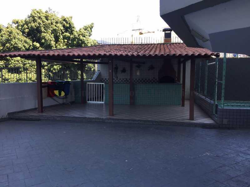 churrasqueira - Apartamento 2 quartos à venda Maracanã, Norte,Rio de Janeiro - R$ 680.000 - TAAP21435 - 20