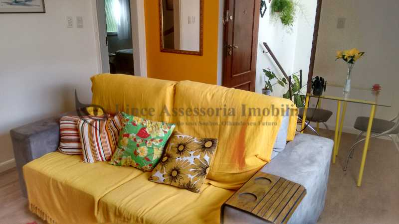sala 1 - Apartamento 1 quarto à venda Maracanã, Norte,Rio de Janeiro - R$ 380.000 - TAAP10277 - 1