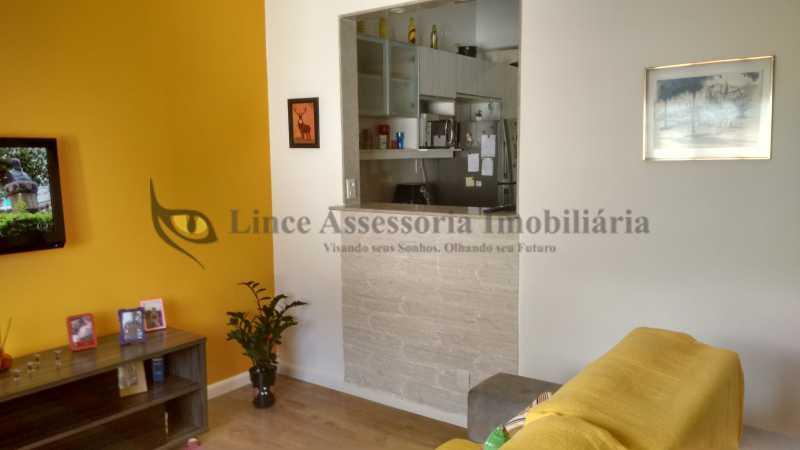 sala 1.1 - Apartamento 1 quarto à venda Maracanã, Norte,Rio de Janeiro - R$ 380.000 - TAAP10277 - 3