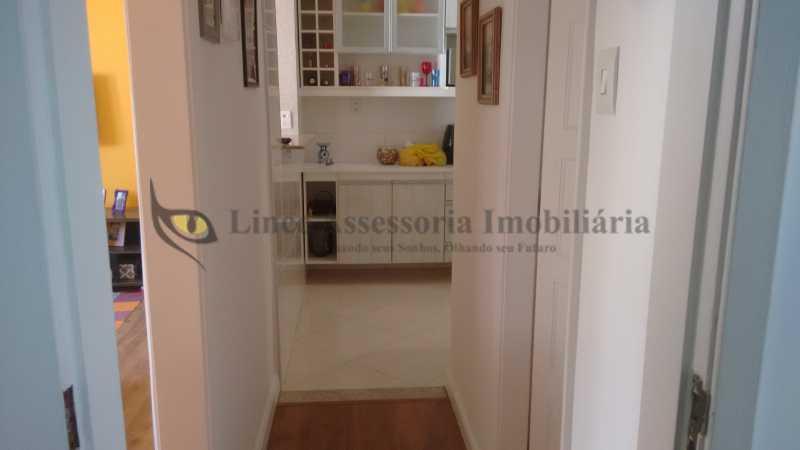 circulação 1 - Apartamento 1 quarto à venda Maracanã, Norte,Rio de Janeiro - R$ 380.000 - TAAP10277 - 11