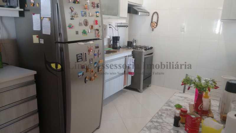 cozinha 1.1 - Apartamento 1 quarto à venda Maracanã, Norte,Rio de Janeiro - R$ 380.000 - TAAP10277 - 18