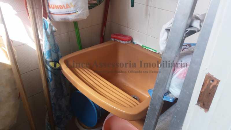 area_serviço - Cobertura Tijuca,Norte,Rio de Janeiro,RJ À Venda,3 Quartos,154m² - TACO30102 - 28