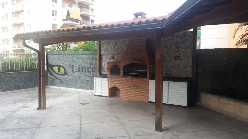 churrasqueira - Cobertura Tijuca,Norte,Rio de Janeiro,RJ À Venda,3 Quartos,154m² - TACO30102 - 19