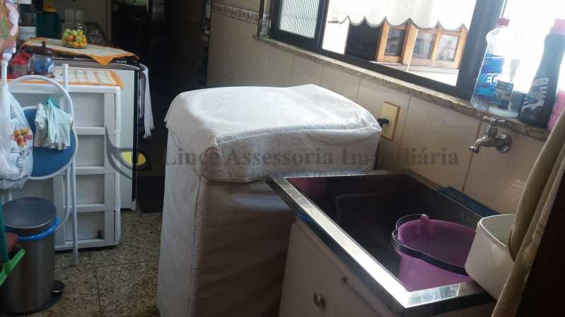 area_serviço - Cobertura Tijuca,Norte,Rio de Janeiro,RJ À Venda,3 Quartos,186m² - TACO30103 - 22