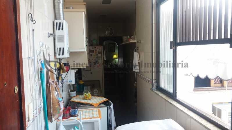 cozinha1 - Cobertura Tijuca,Norte,Rio de Janeiro,RJ À Venda,3 Quartos,186m² - TACO30103 - 21