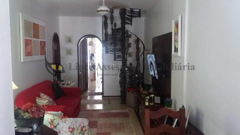 sala - Cobertura Tijuca,Norte,Rio de Janeiro,RJ À Venda,3 Quartos,186m² - TACO30103 - 13