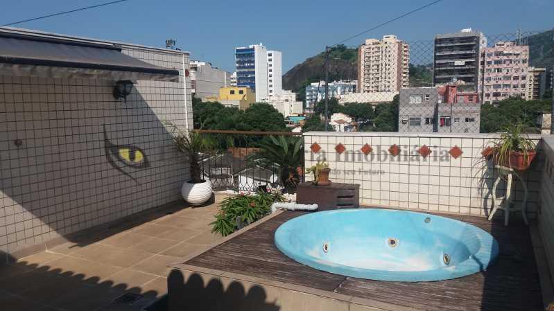 terraco1 - Cobertura Tijuca,Norte,Rio de Janeiro,RJ À Venda,3 Quartos,186m² - TACO30103 - 3