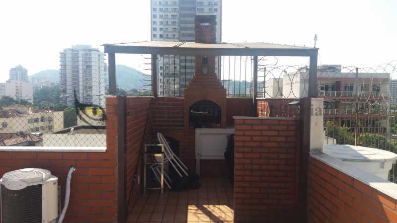 terraco2 - Cobertura Tijuca,Norte,Rio de Janeiro,RJ À Venda,3 Quartos,186m² - TACO30103 - 8