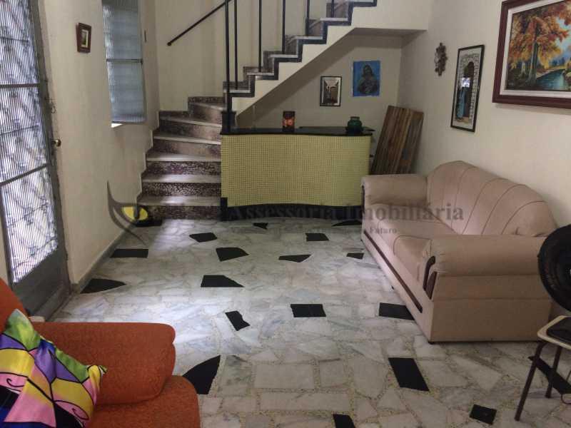 01 SALA 1 - Casa de Vila Rocha,Rio de Janeiro,RJ À Venda,3 Quartos,115m² - TACV30046 - 1