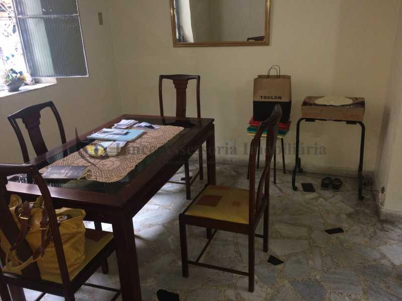 05 SALA DE JANTAR 1.1 - Casa de Vila Rocha,Rio de Janeiro,RJ À Venda,3 Quartos,115m² - TACV30046 - 6