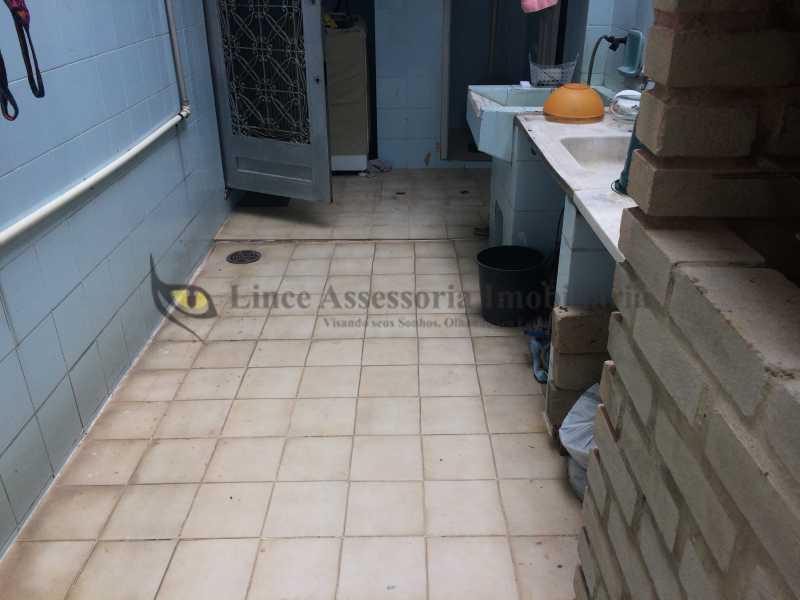 18  ÁREA EXTERNA 1.1 - Casa de Vila Rocha,Rio de Janeiro,RJ À Venda,3 Quartos,115m² - TACV30046 - 19