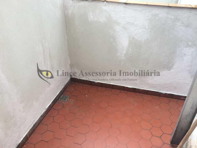 20 ÁREA EXTERNA 2º PAV - Casa de Vila Rocha,Rio de Janeiro,RJ À Venda,3 Quartos,115m² - TACV30046 - 21