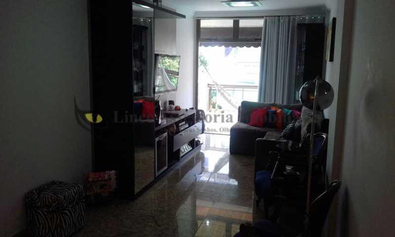 Sala - Apartamento 2 quartos à venda Maracanã, Norte,Rio de Janeiro - R$ 720.000 - TAAP21483 - 26