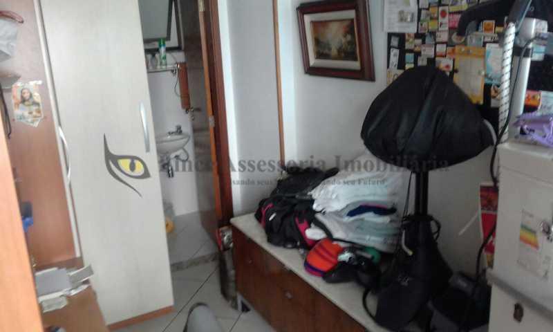 Quarto de empregada - Apartamento 2 quartos à venda Maracanã, Norte,Rio de Janeiro - R$ 720.000 - TAAP21483 - 24
