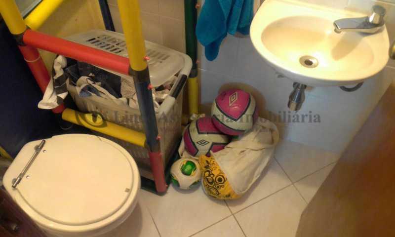 Banheiro de empregada - Apartamento 2 quartos à venda Maracanã, Norte,Rio de Janeiro - R$ 720.000 - TAAP21483 - 25