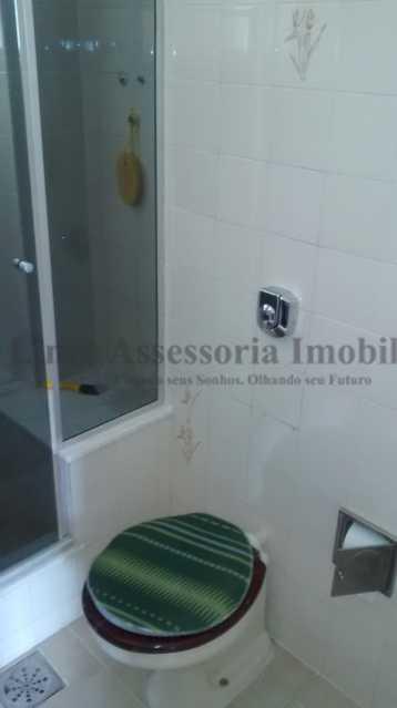 3. Banheiro - Apartamento Centro, Centro,Rio de Janeiro, RJ À Venda, 2 Quartos, 63m² - TAAP21484 - 11