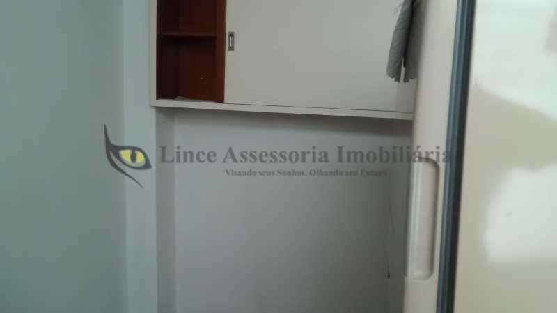 7 Quarto de Serviço - Apartamento Centro, Centro,Rio de Janeiro, RJ À Venda, 2 Quartos, 63m² - TAAP21484 - 25