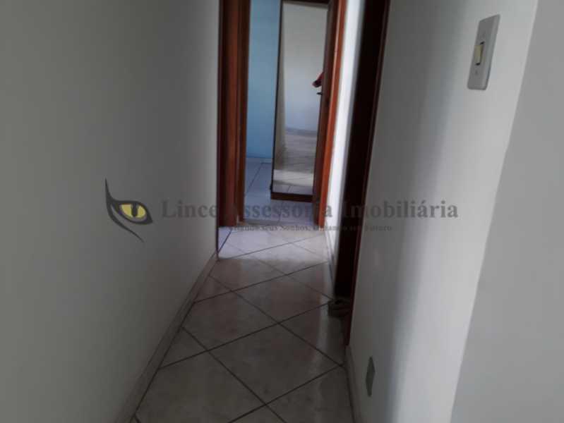 circulação - Apartamento 2 quartos à venda Vila Isabel, Norte,Rio de Janeiro - R$ 485.000 - TAAP21486 - 6