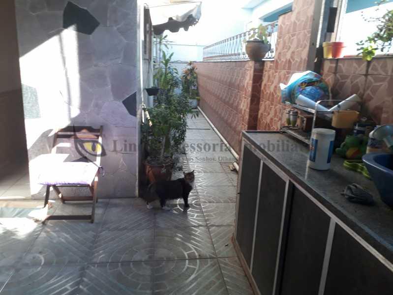area serviço - Casa Vila Isabel,Norte,Rio de Janeiro,RJ À Venda,3 Quartos,179m² - TACA30077 - 15