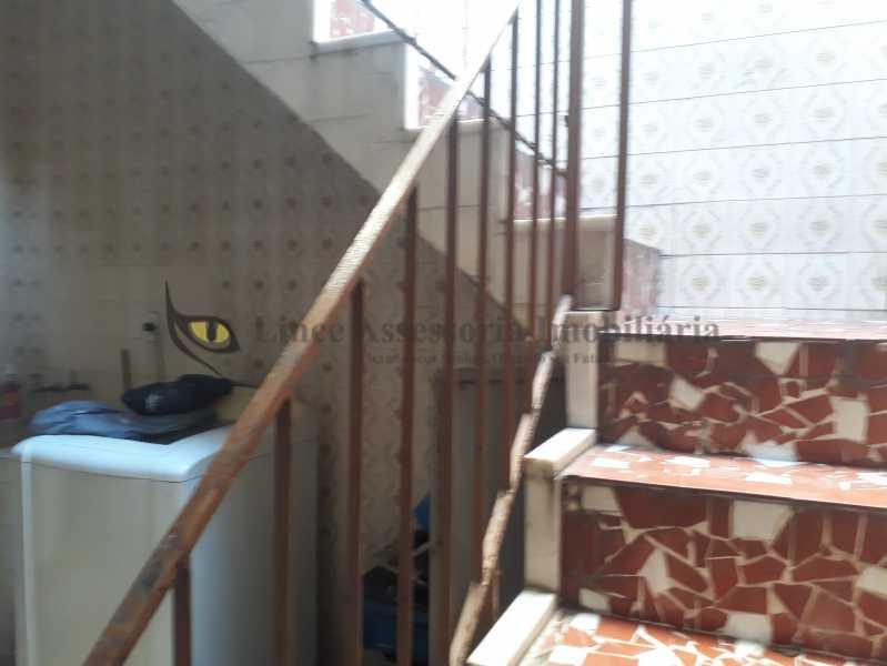 escada3°piso - Casa Vila Isabel,Norte,Rio de Janeiro,RJ À Venda,3 Quartos,179m² - TACA30077 - 21