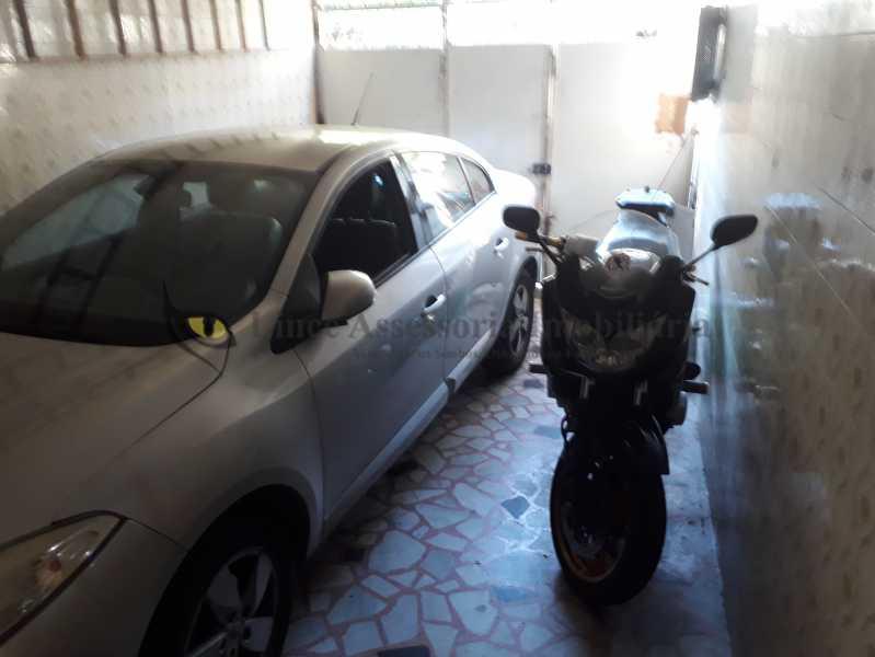 garagem - Casa Vila Isabel,Norte,Rio de Janeiro,RJ À Venda,3 Quartos,179m² - TACA30077 - 23