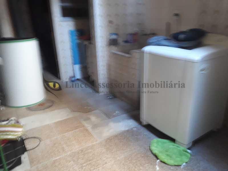 lavanderia - Casa Vila Isabel,Norte,Rio de Janeiro,RJ À Venda,3 Quartos,179m² - TACA30077 - 16