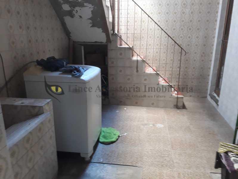 lavanderia acessoa 2°piso - Casa Vila Isabel,Norte,Rio de Janeiro,RJ À Venda,3 Quartos,179m² - TACA30077 - 20