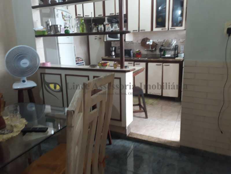 sala e cozinha.1 - Casa Vila Isabel,Norte,Rio de Janeiro,RJ À Venda,3 Quartos,179m² - TACA30077 - 18