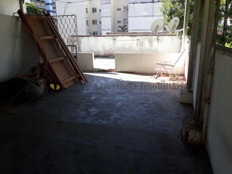 terraço3°piso1.1 - Casa Vila Isabel,Norte,Rio de Janeiro,RJ À Venda,3 Quartos,179m² - TACA30077 - 22