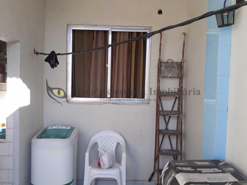 area externa1.1 - Cobertura À Venda - Tijuca - Rio de Janeiro - RJ - TACO20056 - 20